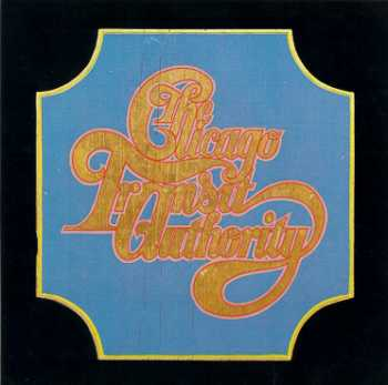 "Cover von ""The Chicago Transit Authority"", 1969"