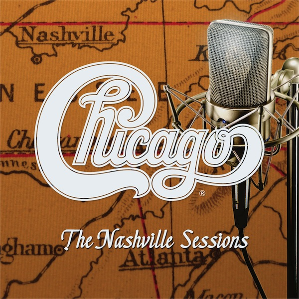 Chicago: The Nashville Sessions CD
